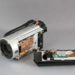 HDR-XR500