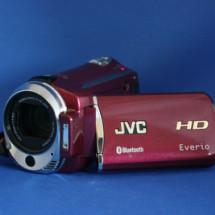 GZ-HM570 ビデオカメラ 削除データ復元