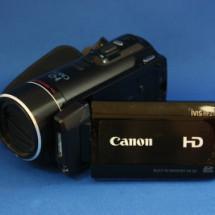 Canon iVIS HF21 故障ビデオカメラ 映像取り出し