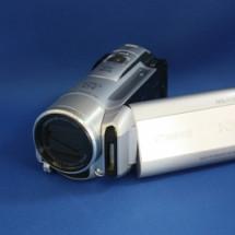 Canon iVIS HF M32 トイレにて水没 データ復旧