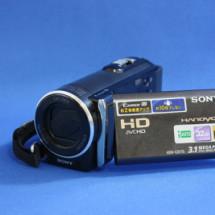 HDR-CX270V 削除データ復元