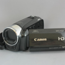 Canon iVIS HF R21 削除データ復元