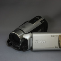 Canon iVIS HF R11 削除データ復元