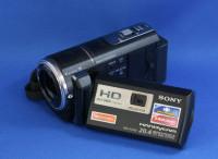 HDR-PJ590 削除データ復元