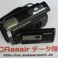 HDR-PJ760 故障データ復旧