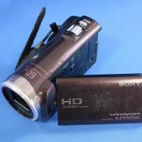 HDR-CX420 水没ハンディカム映像復元