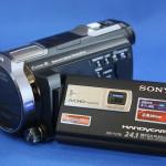HDR-PJ760 削除データ復元