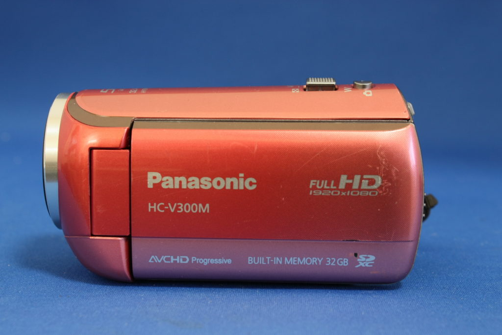 HC-V300M 水没品