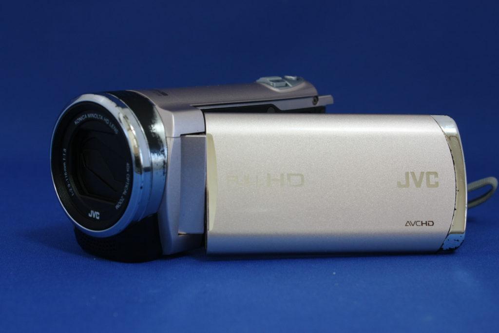 GZ-E265 故障ビデオカメラのデータ復元
