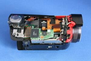 HDC-TM300分解