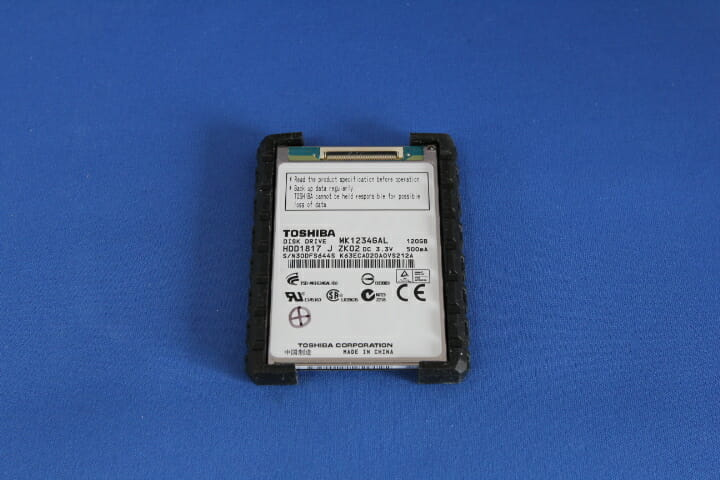 GZ-MG760-R HDD
